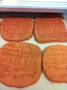 Grant pic Clay Tablet
