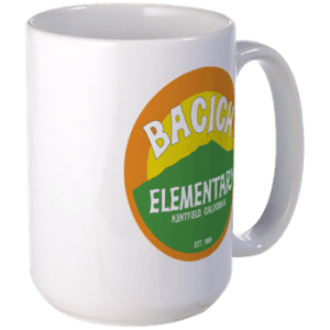bacich coffee mug
